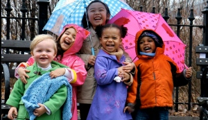 children-in-the-rain